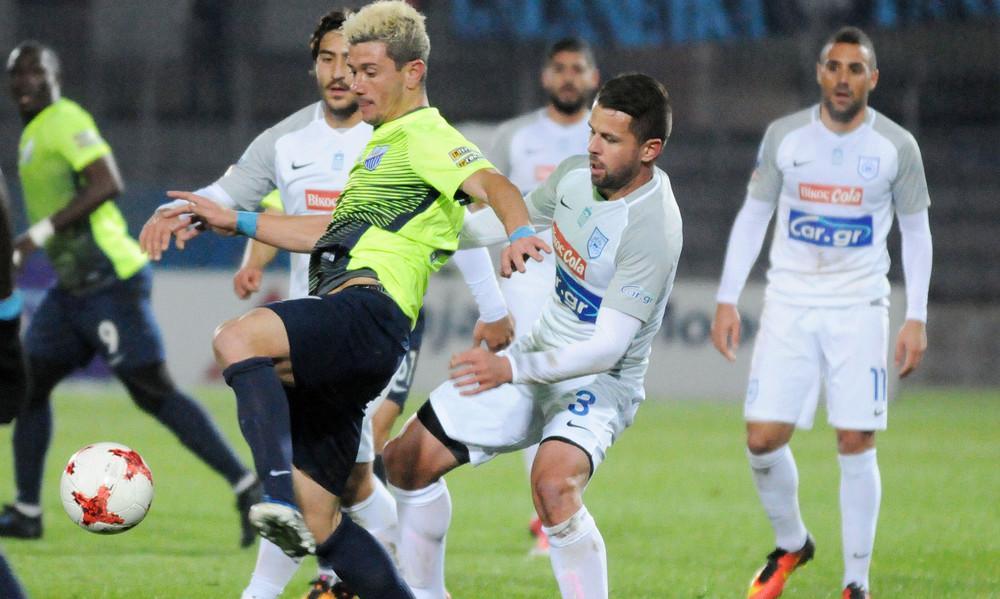 ΠΑΣ Γιάννινα-Λαμία 1-1: «Χτύπησε» ξανά στο τέλος!
