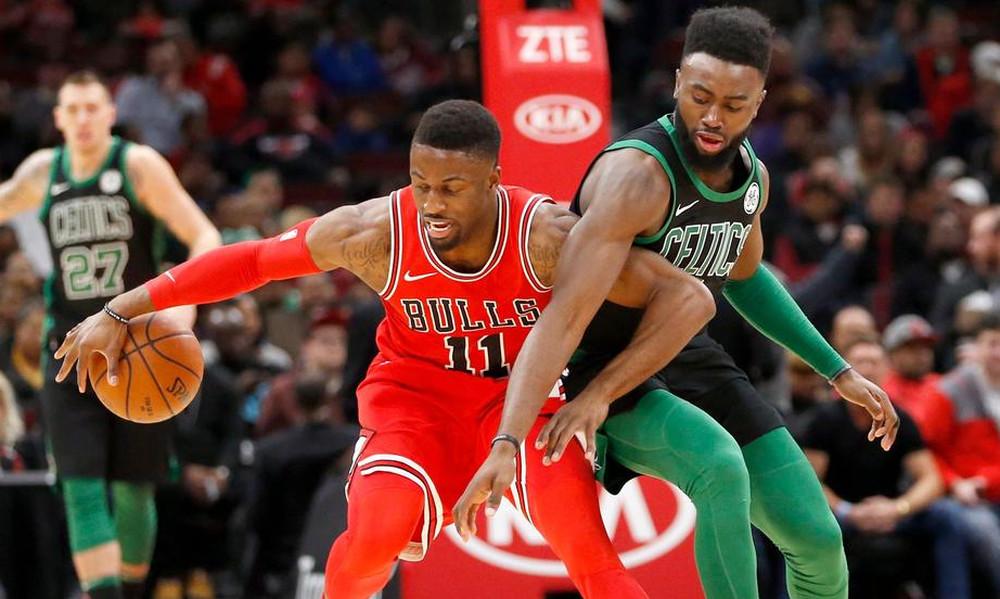 NBA: Οι «Ταύροι» διέλυσαν τους «Κέλτες»