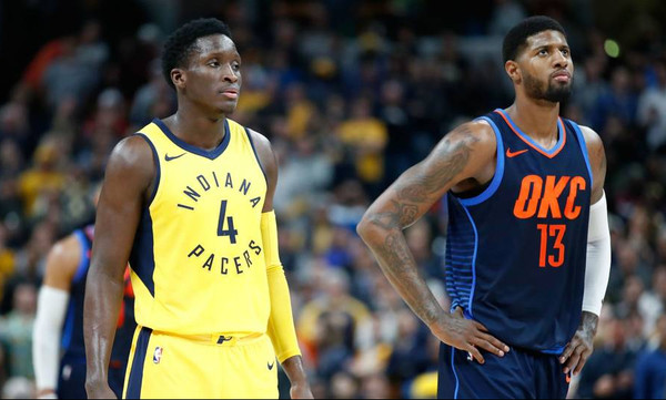 NBA: «Κεραυνοί» στην Ιντιάνα