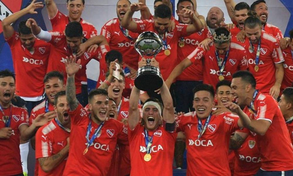 Στην Ιντεπεντιέντε το Copa Sudamericana (video)