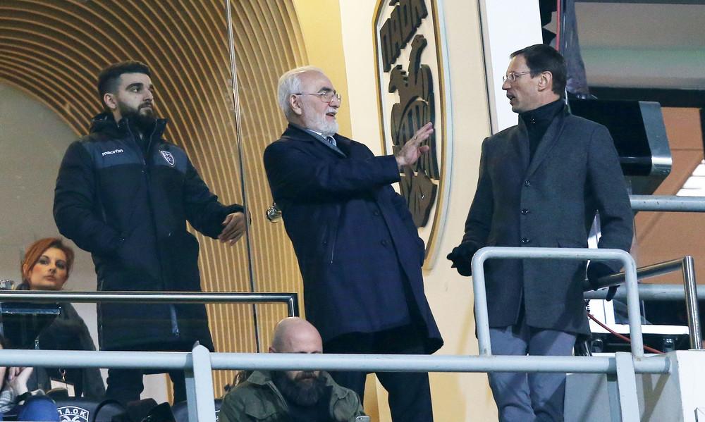 ΠΑΟΚ: Ο Σαββίδης στηρίζει οπαδό του Άρη! (photo)