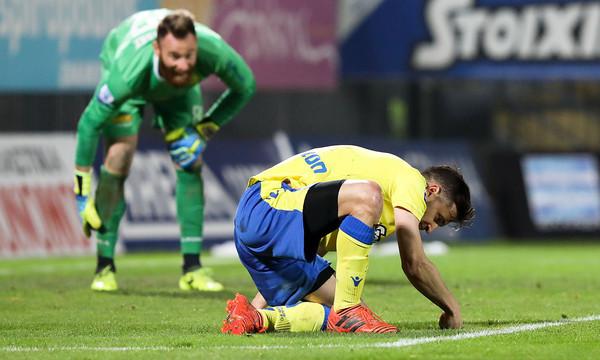 Αστέρας Τρίπολης-Παναιτωλικός 0-0: Βρήκε τον δάσκαλο του!