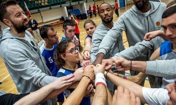 Η ΚΑΕ Παναθηναϊκός Superfoods στην Ευρωπαϊκή Εβδομάδα Μπάσκετ Special Olympics (photos+videos)