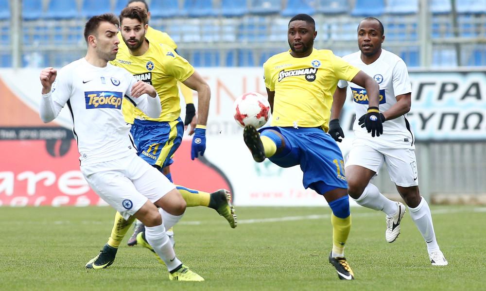 Αστέρας Τρίπολης-Ατρόμητος 0-1: Με φόρα από το πρωτάθλημα!
