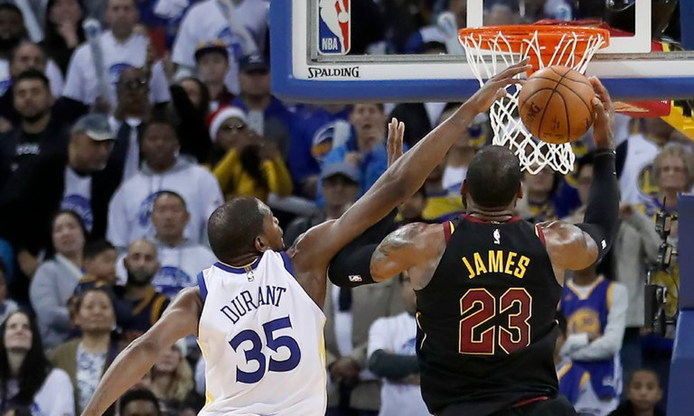 NBA: Πήραν το ντέρμπι οι Ουόριορς