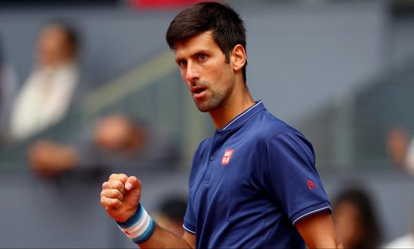 Τένις: Επιστρέφει και δεν μπορεί να περιμένει ο Τζόκοβιτς