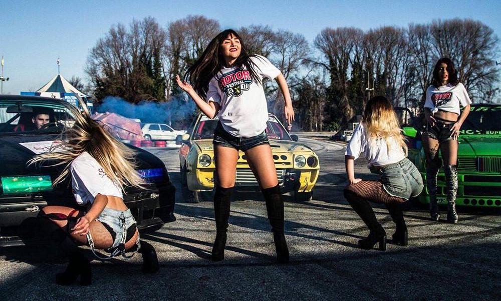 Φαντασμαγορική η πρεμιέρα του Χ Motor Festival των Τρικάλων! (photos)
