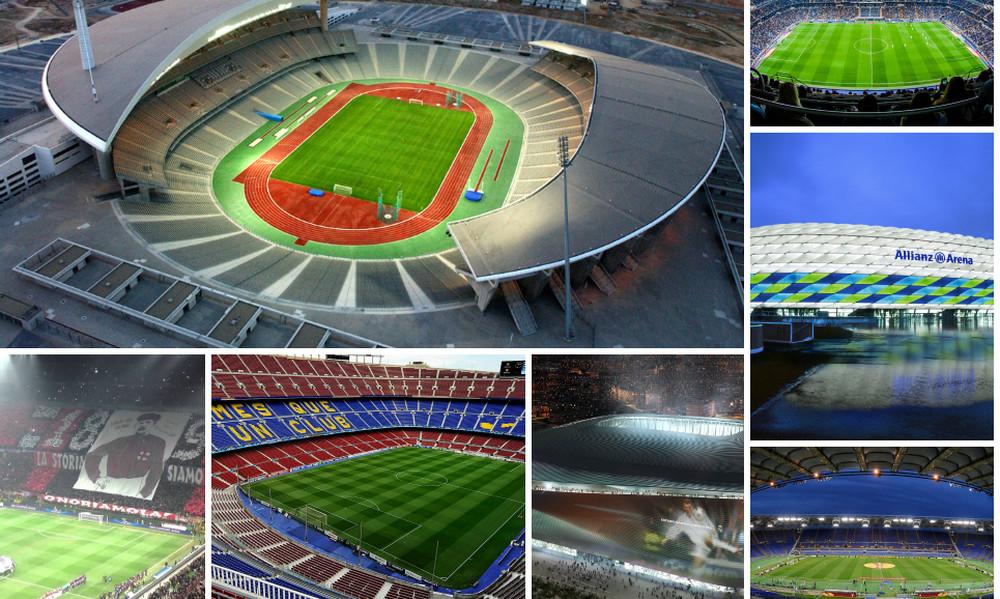 Έτσι θα είναι 10 ποδοσφαιρικοί… ναοί στο μέλλον! (video)