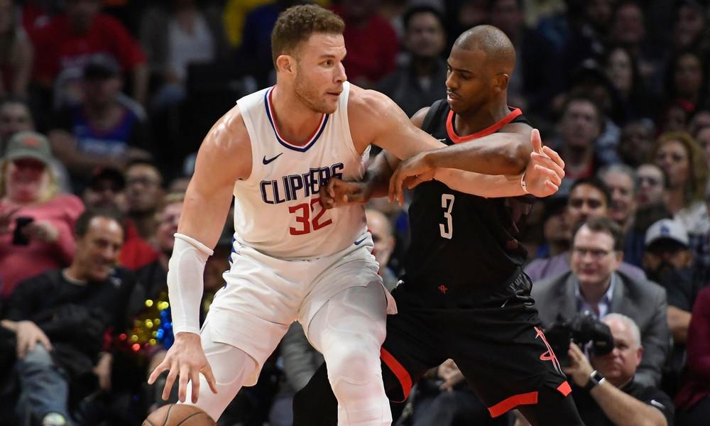 NBA: Απίστευτο! Παίκτες των Ρόκετς έκαναν «ντου» στα αποδυτήρια των Κλίπερς! (videos)