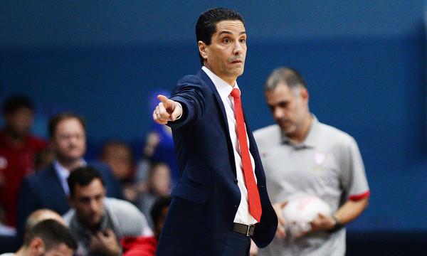Ολυμπιακός: Αυτός προτάθηκε για αντί-Σφαιρόπουλος! (photos)