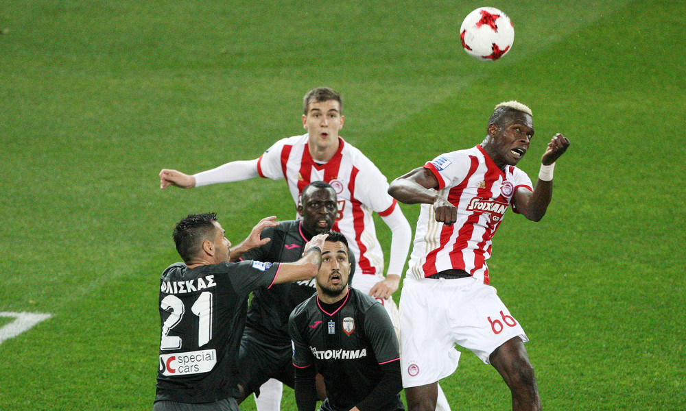 Super League: Τα γκολ και οι φάσεις των αγώνων της Κυριακής (21/1) (videos)