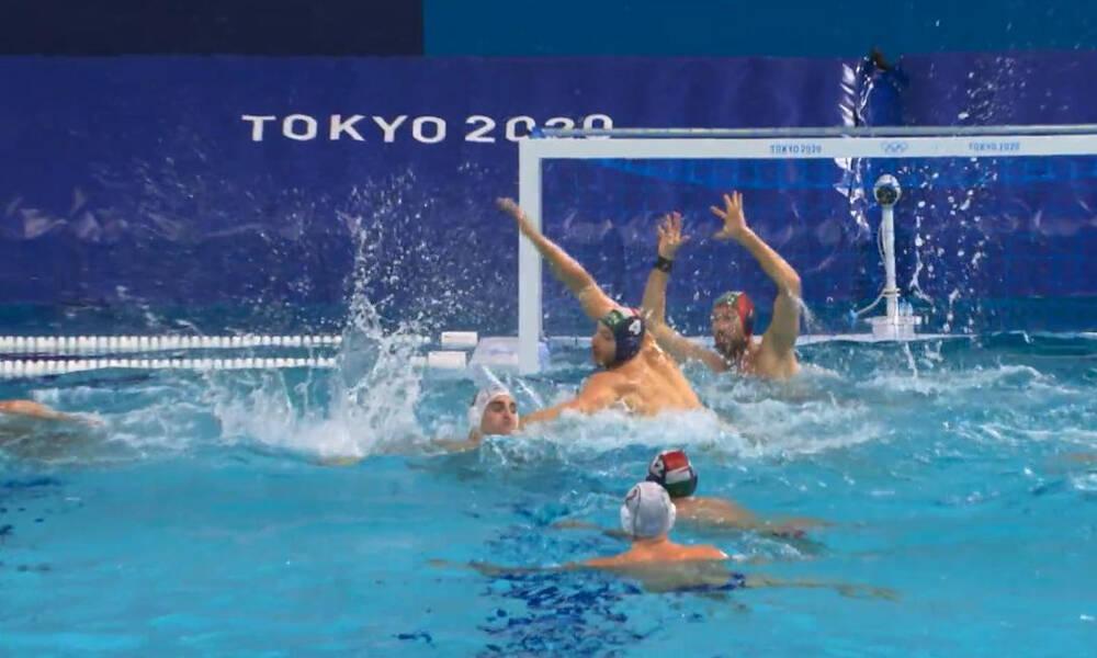 Ολυμπιακοί Αγώνες: Ελλάδαρα από χρυσό! Στον τελικό με αμυνάρα κόντρα στην Ουγγαρία (photos+videos)